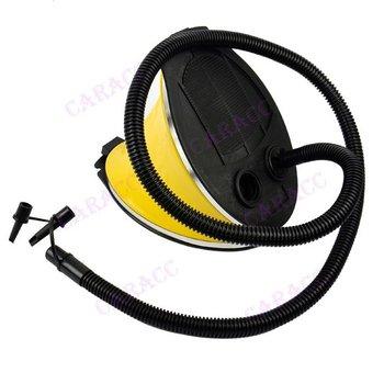 New Portable Air Inflator Pump Foot Pump for Air Beds Pool Boat Compression Bag 6520