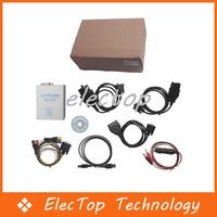 Free shipping KWP2000 Plus ECU REMAP Flasher Tuning Tool 50pcs/lot Wholesale