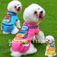 fleece fabric teddy dog clothes