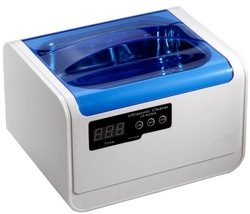 600ml Ultrasonic Jewellery Cleaner Language Option French /mini ultrasonic cleaner(China (Mainland))