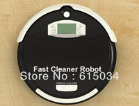(Free Shipping For Russian Buyer) Multifunction Auto Robotic Vacuum Cleaner(Auto Cleaning,Sterilizing,Mopping,Air Flavoring)