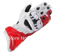 Hot Sale! 2013 Latest Pure Leather GP Pro Gloves Top Racing Gloves 2Colors