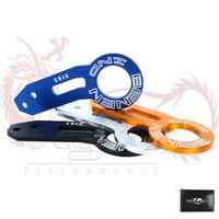 KYLIN - Double Lettering BENEN -0185 Rear Tow Hook Set(red,blue,black,purple)