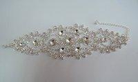NEW STYLE Free Shipping 3PCS/LOTS women's hotsale fashion bracelet  best quality rhinestone bracelet 111404