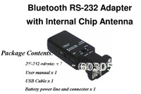 BT232B Long range Bluetooth RS-232 adapter for Automation, Remote control, POS,printer wireless Built in internan antenna