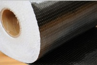Carbon fiber tape width20mm-150mm Heat Insulation Fire Proof Corrosion resistant 100m/roll
