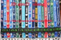Hot 120pcs Football Lanyard for MP3/4 cell phone key chain  Team lanyard DHL Free shipping