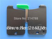 Laguna 2 button smart key case with blade no logo car key cover key shell key fob wholesale and retail