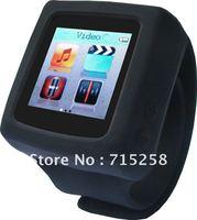 Hotsale Multi-functiion MP3/MP4 FM Watch Multi-color with E-Book