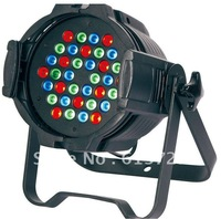 RGB DMX LED Par Can/ 36x3w indoor led Par stage light/ LED Par light