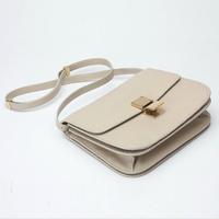 New Desinger classical golden buckle  boxs handbag,100% fahion Factory price!