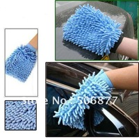 New Hot Sale Car Wash Glove,Microfiber Chenille car cleaning cloth,chenille car cleaning glove,drop shipping