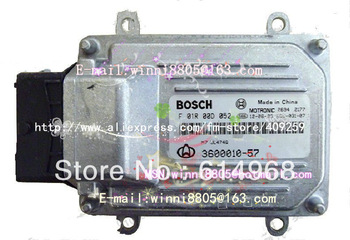Electronic Control Unit / F01R00D672/123610010/LJ474 /  car engine computer board /For BOSCH M7 system ECU
