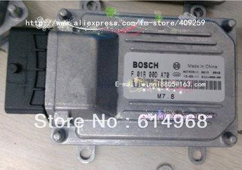 Electronic Control Unit/ F01R00DA70/A15-3605010CB 2AN/00477F /Chery Cowin 2  car engine computer board /For BOSCH M7  ECU