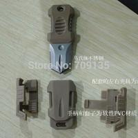 1PC Multi functional EDC tool webbing buckle multi mini knife Molle system tool