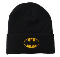 Free shipping Classic Batmen Logo Black beanie Snapback Hats bitch no wifey beanie mix order