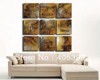 Large Handmade Modern Canvas Oil Painting Wall Art ,Free Shipping Worldwide JYJD018