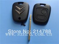 high quality 2 buttons remote key shell for Citroen C3 car key key shell
