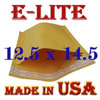 "Free Shipping 80pcs 12.5""x14.5""  PREMIUM US MADE BUBBLE PADDED MAILER SHIPPING BAG"