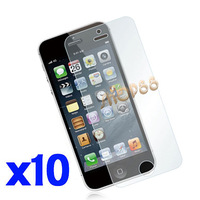 10 Pcs Clear Lcd Screen Protector Film for iphone 5 5G 5th New