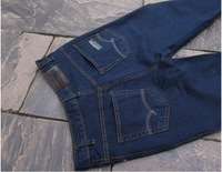 2012 free shipping  Men's Jeans 2012 Autumn new men's Jeans, men straight casual Jeans Size 28~40