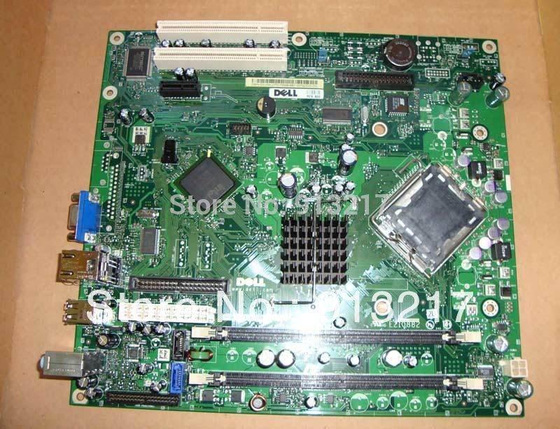 WJ771 0WJ771 CN-0WJ771 Desktop Motherboard For DIMENSION 3100C E310 100% tested ok DHL EMS free shipping(China (Mainland))