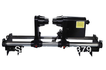 printer paper Auto Take up Reel System Paper Collector  paper receiver  for 9700 printer