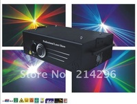 laser projector 8W RGB full-color light with CNI laser diode,40KPPS scanners