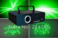 200MW Single Green  Animation Club Laser Light +ishow laser sotware