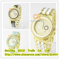 2013 hot brand Ceramic watches for women girls ladies wrist watch quartz Casual women's China pottery porcelain Wristwatches