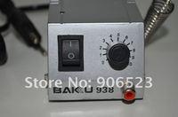 free shipping 2sets/lot Mini Soldering Station BK-938 Welding Equipment,portable Soldering iron tool