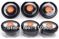 Black Individual Hair eyelashes  Black False Eyelash Extension Free Shipping
