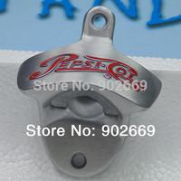40 pieces of PEPSI Cola Metal Polished Wall Mounted Bottle opener wall mount bottle openers DHL free shipping