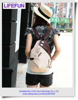 2013 new women ladies child girls backpack  shoulder student school bag  LF06500