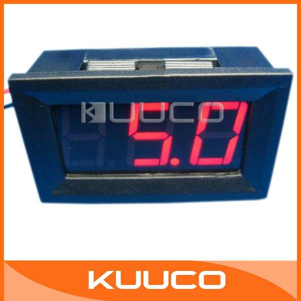 Вольтметр Digtai Voltmeter 0.56 dc0/100 #090819 LED Voltmeter пазлы ravensburger пазл полиция 15 элементов