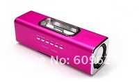 Portable Speaker for ipod/iphone3g//iphone4, for iphone 4s dock station speaker, adopt usb and micro SD card slot S06