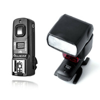 Lumox 520 2.4GHz 4 In 1 Trigger Kit Radio Wireless Trigger Starter Kit, Shutter Release, TTL pass-through 1TX+1RX