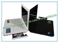 "Factory Promotion 13.3"" Laptop Notebook PC Dual Core D2500 1.8GHZ, 250GB DDR3 HDD / 2GB RAM, DVD Writer, WIFI, Webcam, Win7/ XP"