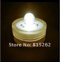 50pcs Warm White  Subemersible led light for Party/Wedding ceremony/Holiday Free Shipping,Wholesale and retail