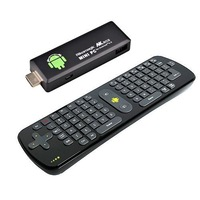 Mini PC Android4.0 WIFI Google Smart TV Box MK802 II +Flying Mouse Keyboard RC11 Free Shipping!!!