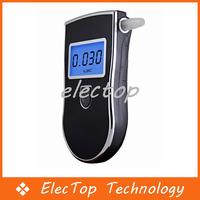 Free shipping LED Digital Breathalyzer Analyzer Breath Alcohol Tester 60pcs/lot Wholesale