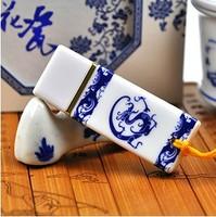 china-wind blue and white porcelain USB model Usb Flash Memory Pen Drive Stick 2GB 4GB 8GB 16GB 32GB LU111