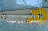 special wholesale OLP electric guitar colors flower pattern veneer   free to send backpacks accessories
