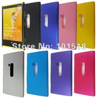 100pcs/lot Free shipping wholesale-Newest Rubberized Hard Plastic Cover Case for Nokia Lumia 920