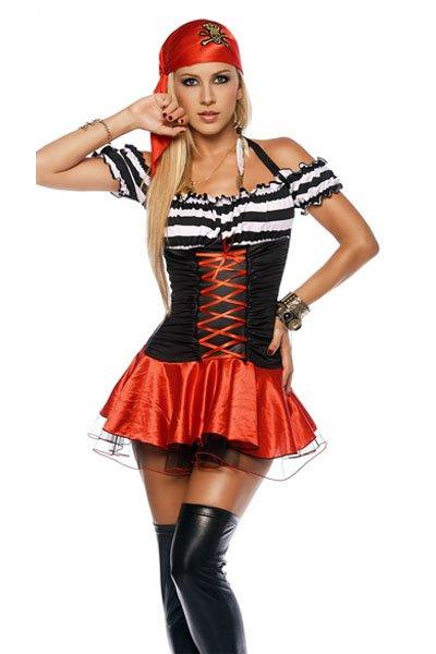 Adult Pirate Costumes - Men s, Women s Pirate Halloween Costume
