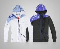 Li Ning sportswear women's jacket long-sleeved cardigan hooded casual sweater
