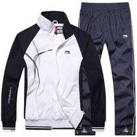 Li Ning sportswear suit men's section sets