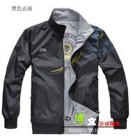 Li Ning sportswear jacket wearing a coat on both sides