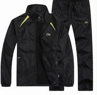 Li Ning sportswear sports suit men's leisure jogging suit