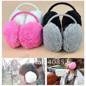 U Pick New colorful Earmuffs Ear warmers Earmuff Earlap Warm Headband Winter 4 Color Hot Free shipping 7994